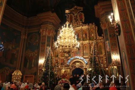 Рождество Христово — что поется в этот день в храме